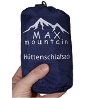 Der Hüttenschlafsack von MAX mountain wurde auf den 8. Platz gewählt.