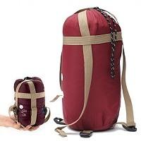 JZK® ultraleicht, klein, warm Schlafsack Baumwolle Hüttenschlafsack, Outdoor Wasserdicht Camping Sleeping Bag Sommerschlafsack
