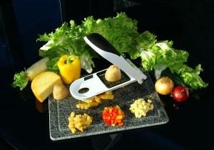 Jetzt Neu - Zwiebel & Früchte & Gemüseschneider