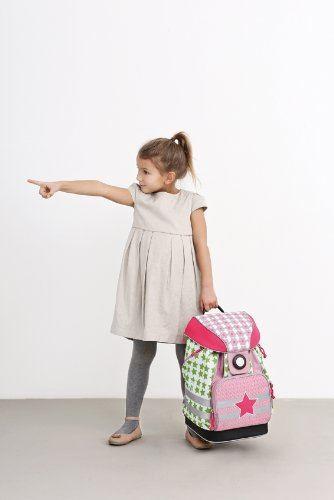 Wie funktioniert ein Schulranzen/ Wie sollte ein Schulranzen getragen werden?