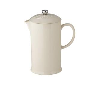 Le Creuset 91028200810000 Kaffeebereiter, 0,75 L, mandel