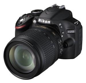 Nikon D3200 Digitale Spiegelreflexkamera