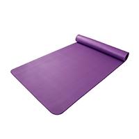 Fitnessmatte ideal geeignet für das Training Zuhause und im Studio; Yogamatte mit strapazierfähiger Beschaffenheit durch angenehmes, rutschfestes Schaumstoffmaterial.