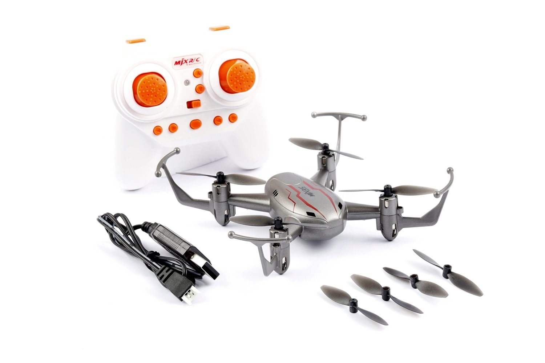 Q019002 3D Action 2.4 GHZ Mini Drohne RC Mini Quadrocopter