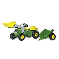Rolly Toys 023110 Traktor rollyKid John Deere im Vergleich