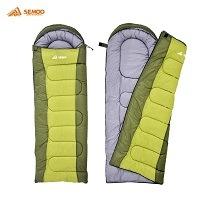 Der Semoo - Schlafsack - Deckenschlafsack- 3-Jahreszeiten-Schlafsack wurde auf den 8. Platz gewählt.