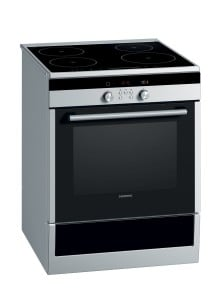 Siemens HC748541 Standherd / A / 0.89 kWh / softClose / 8 Heizarten / edelstahl [Energieklasse A]