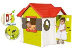 Smoby 810400 - Mein Haus