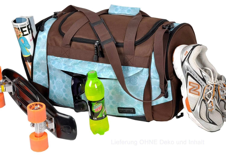 Wie funktioniert eine Sporttasche?
