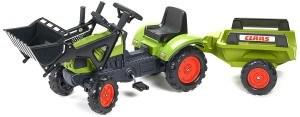 Tret-Traktor Claas m.Hänger+Lader 2-5J