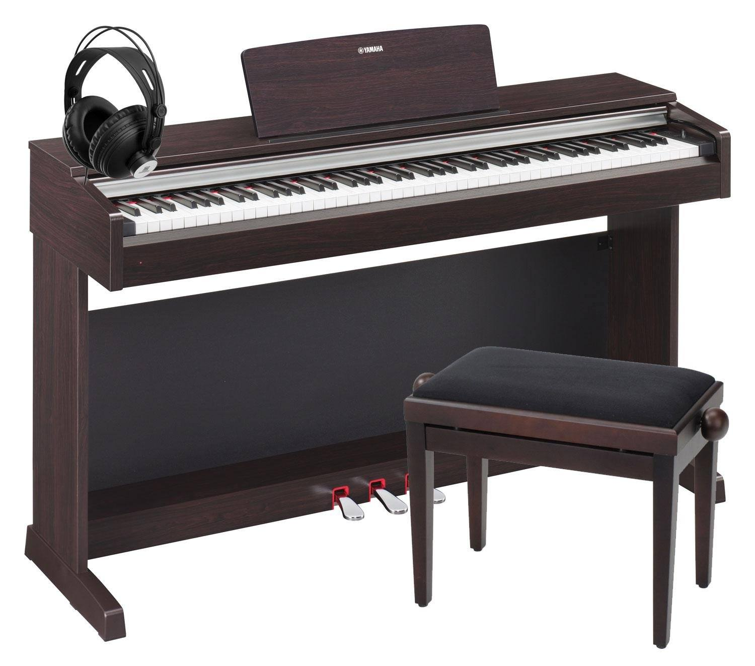 What types of E-Pianos are available? advantages and disadvantages