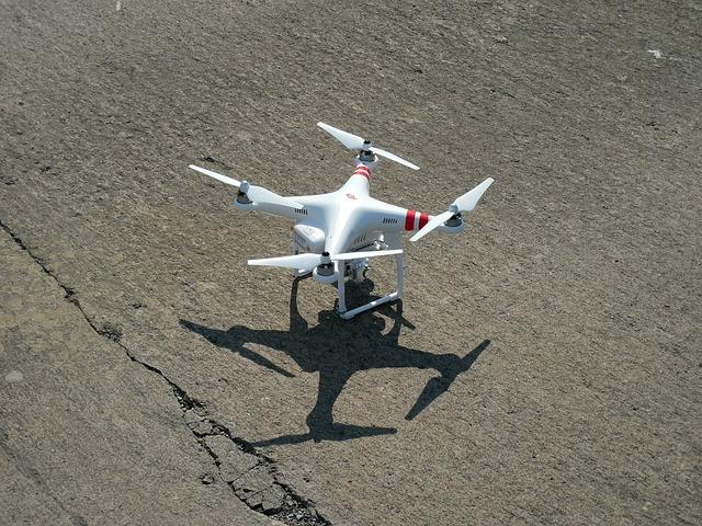 Quadrocopter 407396
