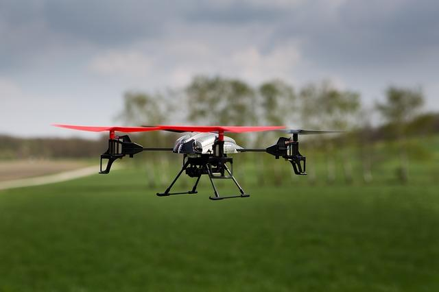 Quadrocopter 744600