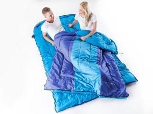 Erfahren Sie in diesem Ratgeber alles wissenswerte zum Schlafsack.