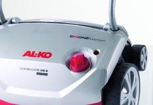 AL-KO 112800 Combi Care 38 E Comfort mit Box