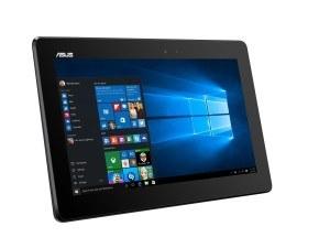 Asus T100TAF-W10-DK076T 25,65 cm (10,1 Zoll) Convertible Notebook (Intel Atom Z3735F, 2GB RAM, 32GB HDD, Intel HD, Touchscreen, Windows 10 Home) grau