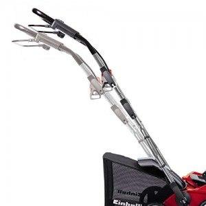Einhell Elektro Vertikutierer-Lüfter GE-SA 1640 (1600 W, 40 cm Arbeitsbreite, bis 12 mm Arbeitstiefe, 4-fach höhenverstellbar, 48 l Fangsack, Holm)