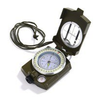 GWHOLE Militär Marschkompass