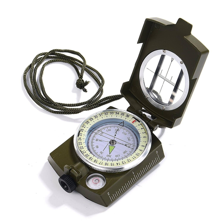 TFA Dostmann Instrumente Marschkompass Mit öLgedäMpfter Kompassnadel Kompasse