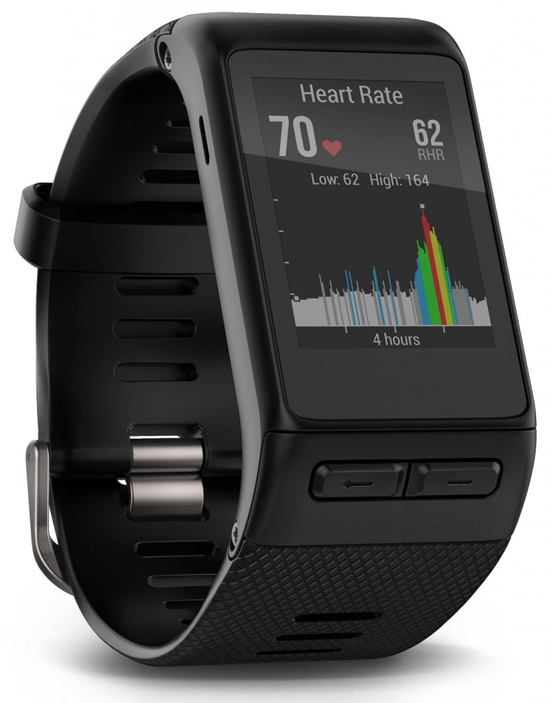 Garmin vvoactive hr sport GPS-Uhr Test