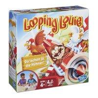 Das Gesellschaftsspiel Hasbro Spiele 15692398 - Looping Louie belegt Platz 6 im Gesellschaftsspiele Test.