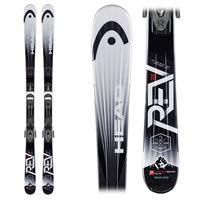 Der Head Ski REV 78 belegt Platz 9 im Herren Ski Test.
