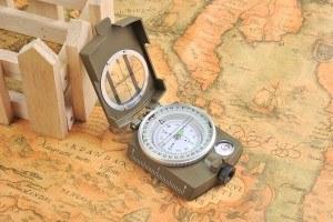 In welchen Bereichen kann man den Kompass anwenden? Erfahren Sie mehr.