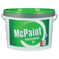 McPaint Wandfarbe im Vergleich