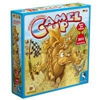 Das Gesellschaftsspiel Pegasus Spiele 54541G - Camel Up belegt Platz 8 im Gesellschaftsspiele Test.