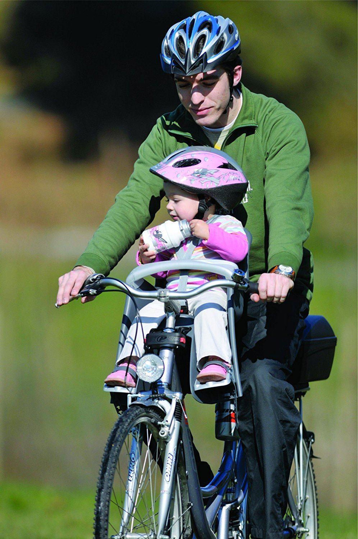 Polisport Kindersitze Babytrage Bilby Junior Fronthalterung Grau PO8632600002 2