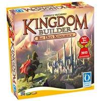 Das Gesellschaftsspiel Queen Games 6083 - Kingdom Builder belegt Platz 5 im Gesellschaftsspiele Test.