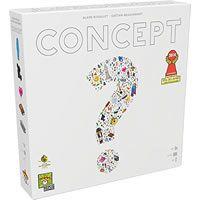 Das Gesellschaftsspiel Repos 692193 - Concept, Familien Standardspiel belegt Platz 3 im Gesellschaftsspiele Test.