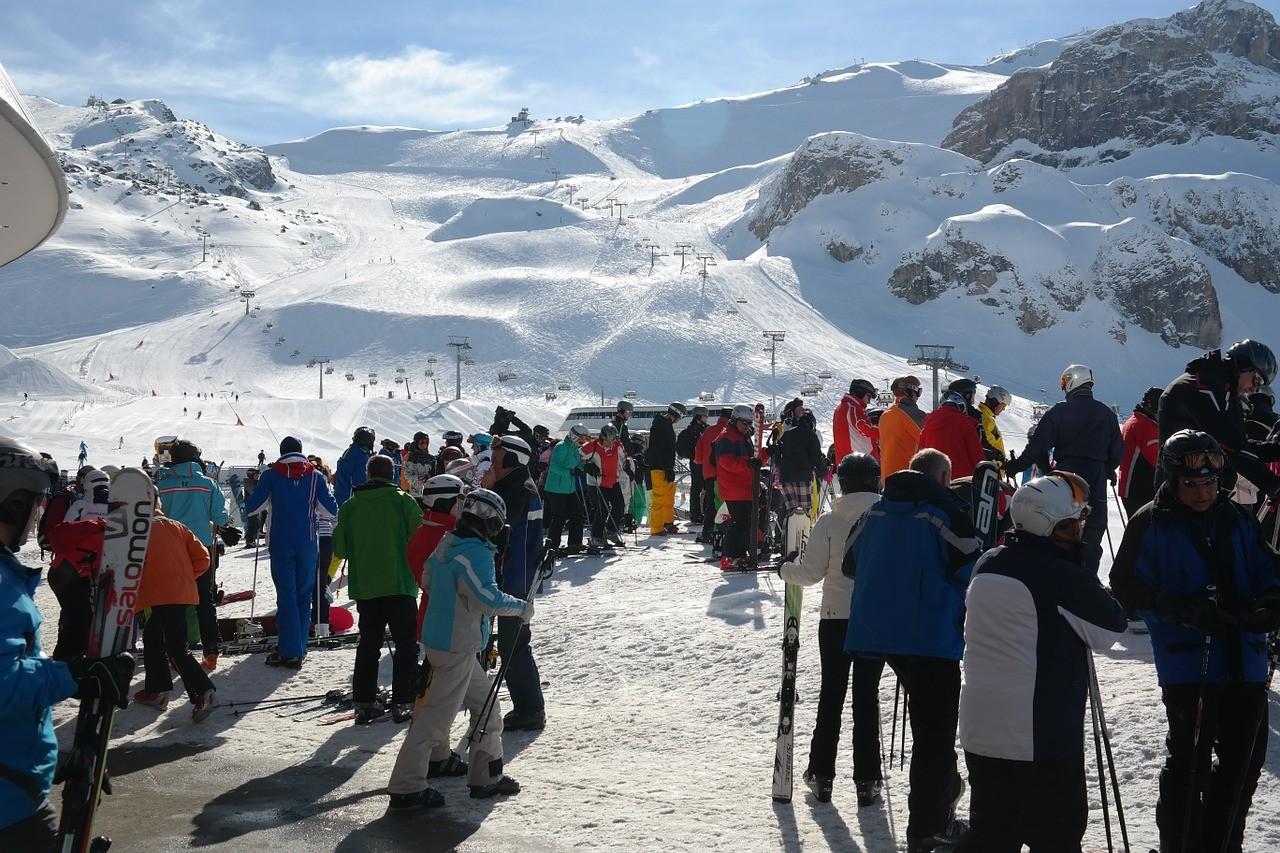 Top 10 Skigebiete