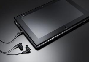 Sony VAIO Duo SVD1121X9EB 29,4 cm (11,6 Zoll Touch) Convertible Ultrabook (Intel Core i5 3317U, 1,7GHz, 4GB RAM, 128GB SSD, Intel HD 4000, Win 8 Pro) schwarz