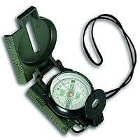 Der TFA Dostmann 42.1004 Marschkompass ist auf Platz 7.