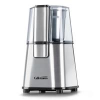 Die Arendo Schlagmesser Edelstahl-Kaffeemühle belegt Platz 7 im Elektrische Kaffeemühle Test.
