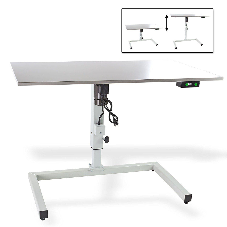 Höhenverstellbarer Tisch Mit Elektroantrieb Von Dema Im Test 2018