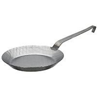 GSW 860567 GastroTraditionell Eisen geschmiedet Pfanne