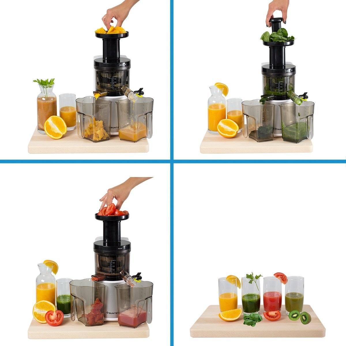 HOME Essentials Slow Juicer JUI 8120 Slow PRO1