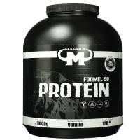 Mammut Formel 90 Protein im Vergleich