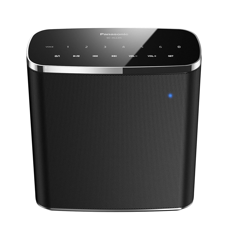 Panasonic SC ALL05EG K Wireless Speaker