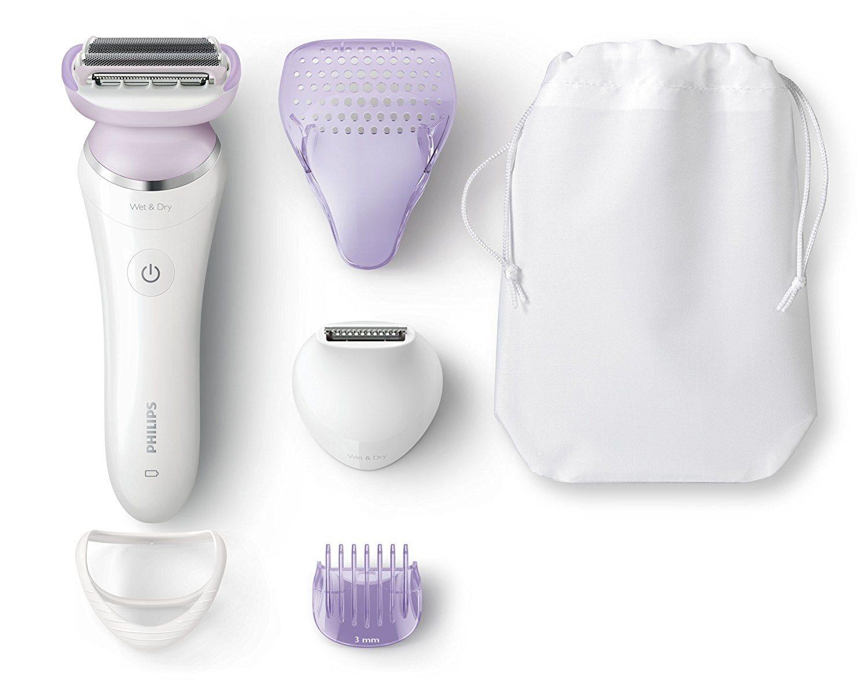 Philips BRL SatinShave Prestige Wet Und Dry Elektrischer Ladyshaver