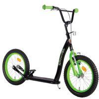 Roller Volare 16 Zoll schwarz/grün