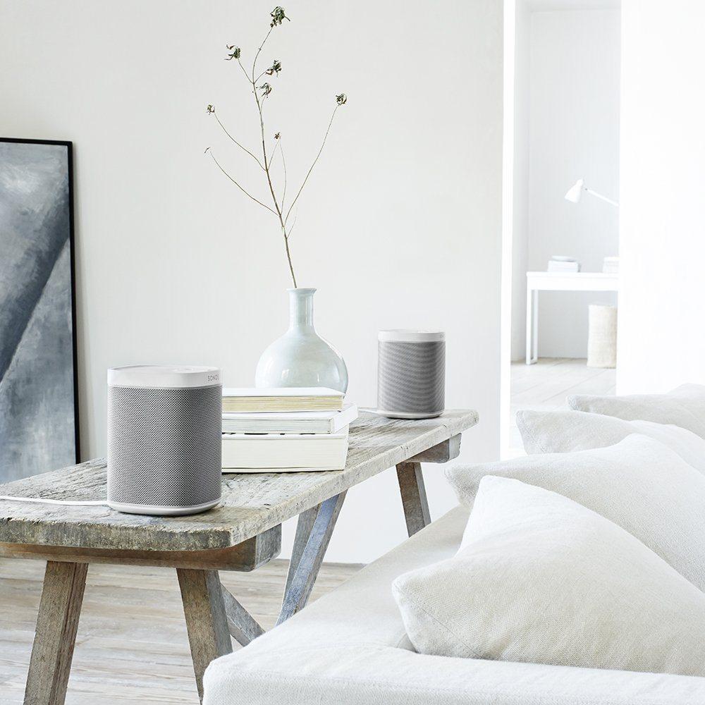 Sonos PLAY Kompakter Multiroom Smart Speaker Wireless