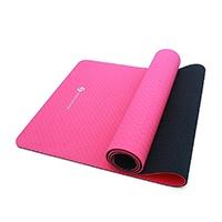 Exzellent geeignet für Yoga, Pilates und Gymnastik.