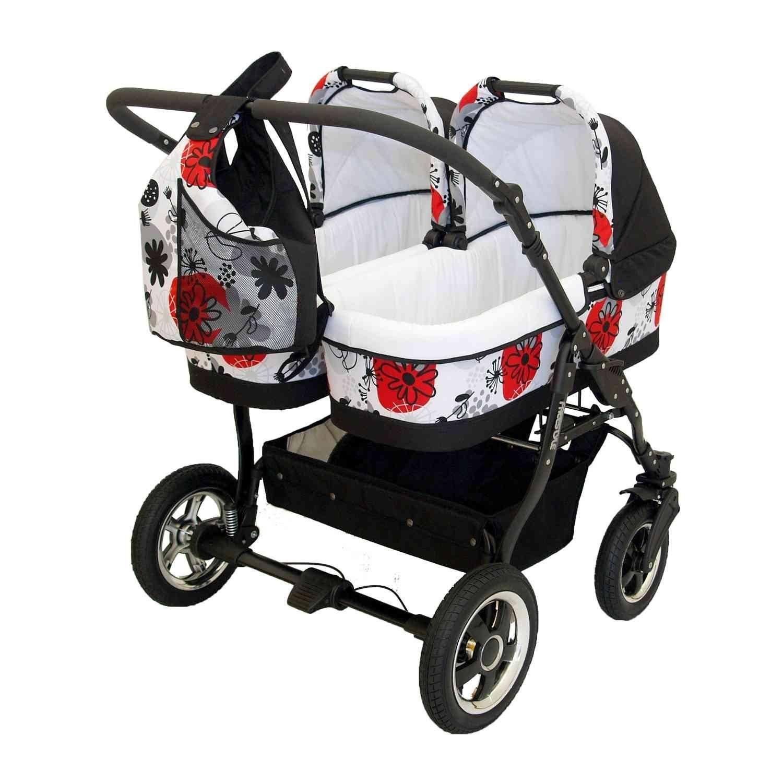 Zwillingskinderwagen mit babyschale  Zwillingskinderwagen Mit Babyschale | hrbayt.com