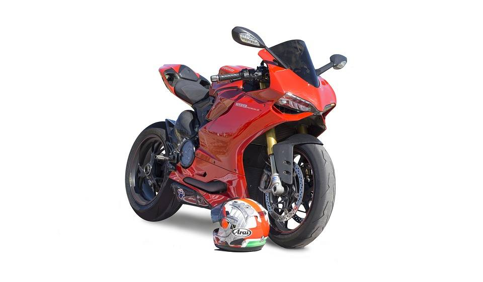 Motorcycle 1269978