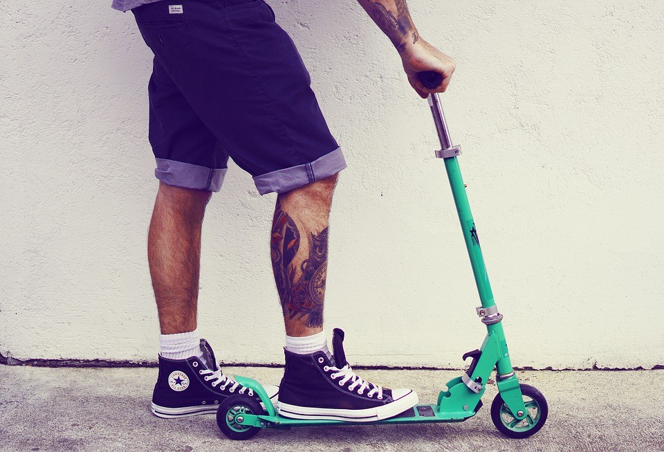Scooter 1605608