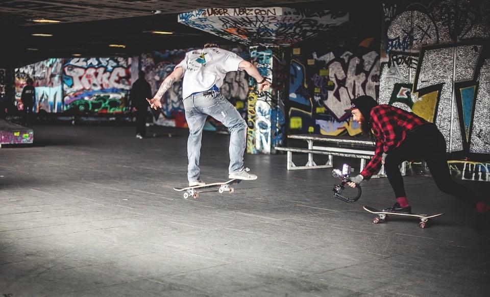 Skateboard 1245680