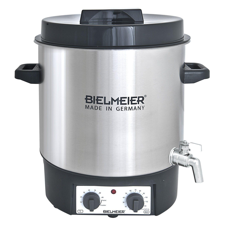 Der Vergleichssieger Bielmeier 495300 Einkoch und Glühwein-Vollautomat BHG 495.3